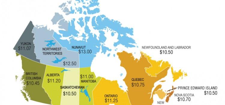 Establishing A Fair Minimum Wage In Nova Scotia